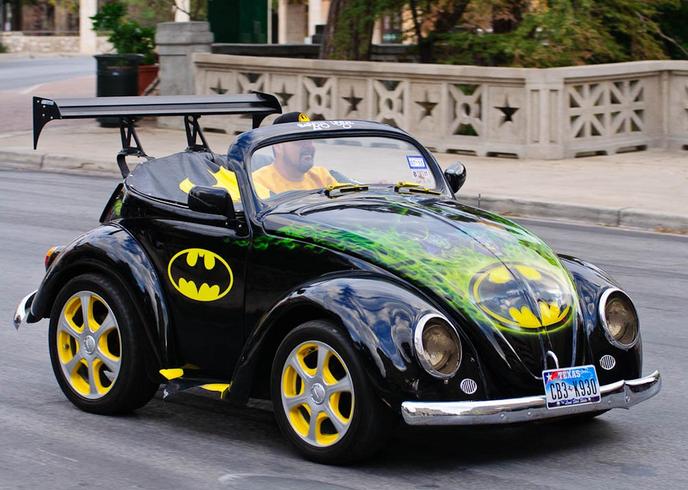 voiture geek
