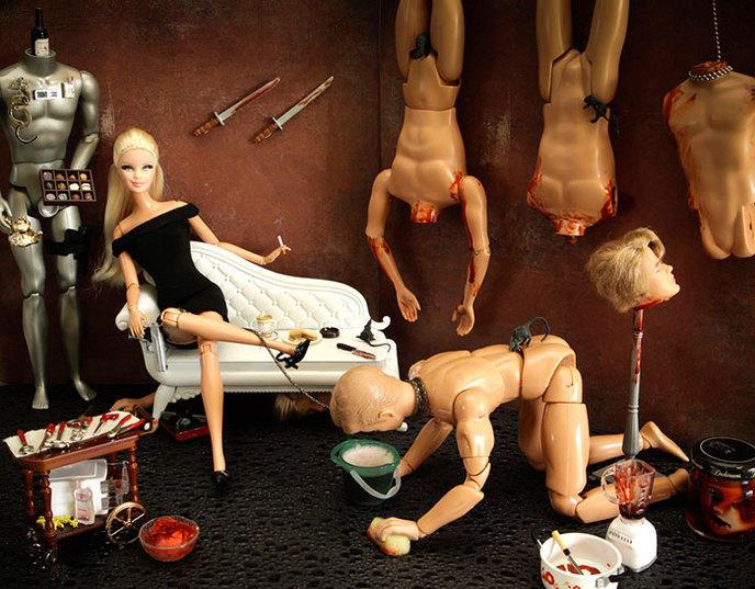 barbie meurtriere