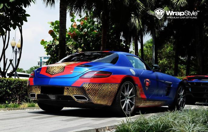 supercars super heros