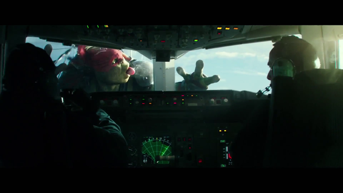 Ninja Turtles 2 : La Première Bande Annonce Et On Peut Enfin Voir KRANG