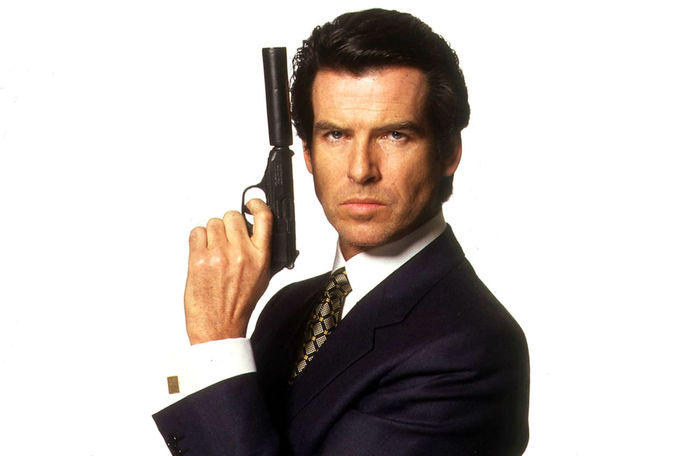 pierce brosnan bond filme