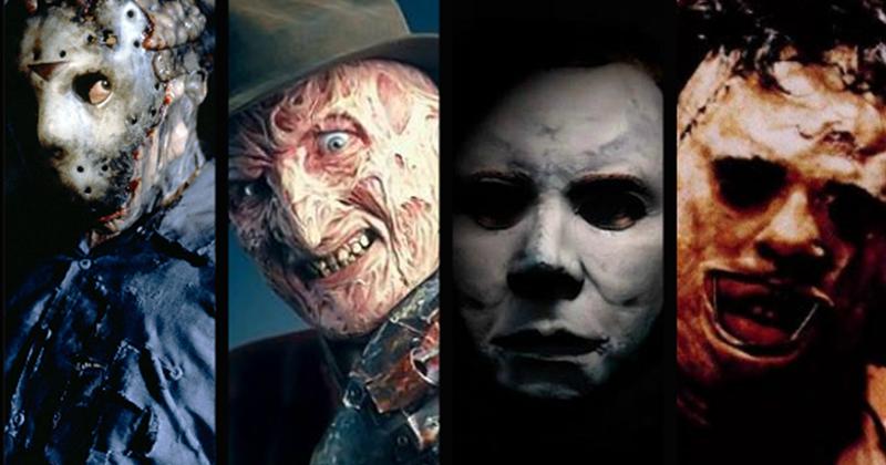 Sondage de la semaine quel est votre personnage de film - Personnage film horreur ...