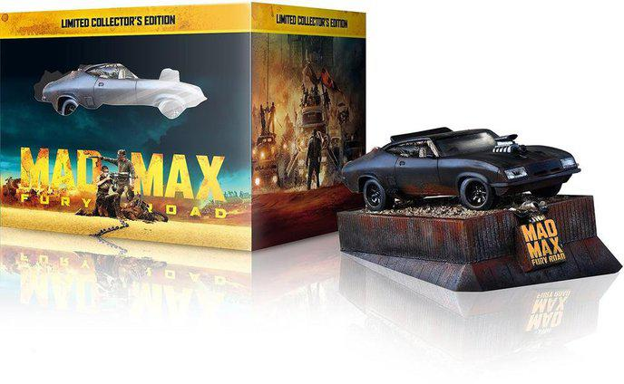 mad max coffret