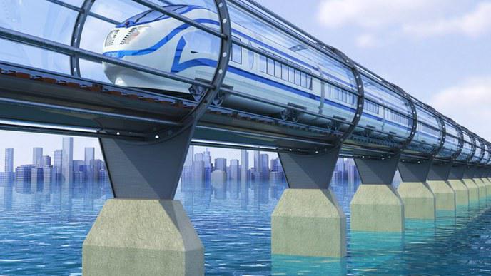 """Résultat de recherche d'images pour """"7. Hyperloop Trains"""""""