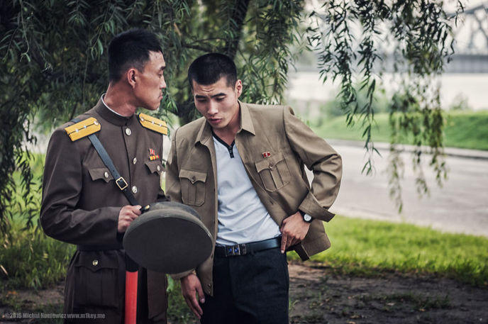 livre francais pyongyang