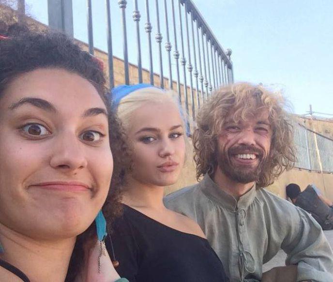 Decouvrez La Magnifique Doublure De Daenerys Dans Game Of Thrones