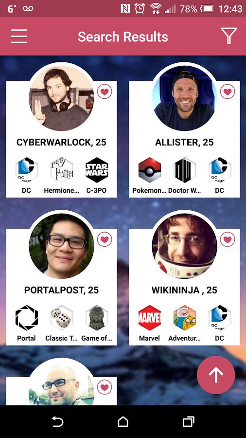 site de rencontres geek)