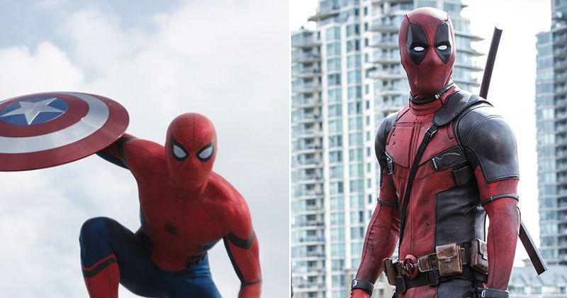 Deadpool Et Spider Man Dans Un M 234 Me Film C Est Envisageable