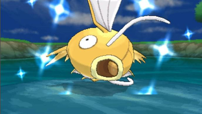 rencontre pokemon shiney