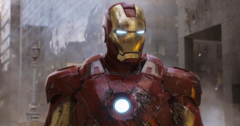 L 39 armure mark vii d 39 iron man bient t en vente - Iron man en dessin anime ...