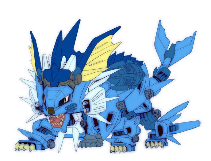 Quand Pokémon Fusionne Avec Gundam Le Résultat Est Superbe