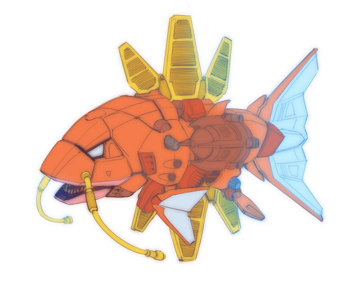 zoid-dessin-pokemon-magicarpe