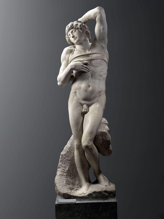 Pourquoi les statues grecques ont-elles des petits pénis? W_f191-02-michel-ange-esclave-mourant