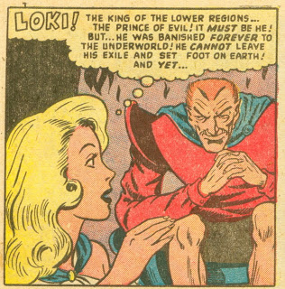 Venus & Loki