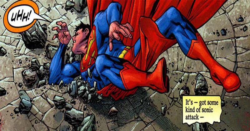 10 Personnages Qui Ont Deja Botte Le Cul De Superman
