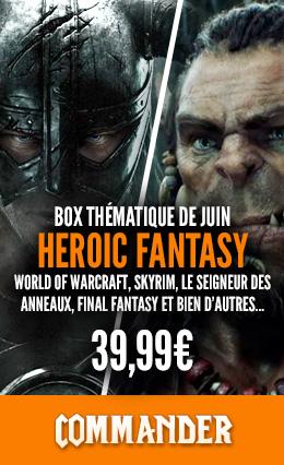 heroic fantasy box