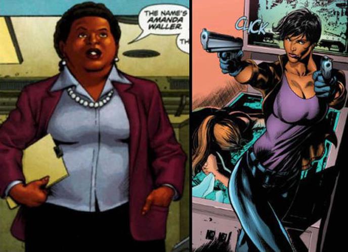 Favori Top 15 des méchants les plus terribles de DC comics HG38