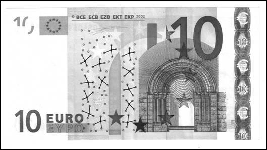 billet de banque a imprimer
