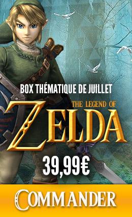 box zelda