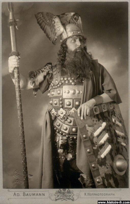 wagner costume