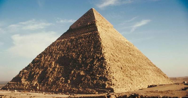 Pyramide de Gyzeh