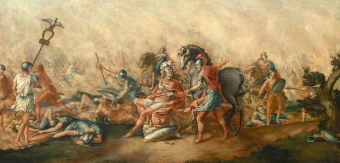 bataille de cannes