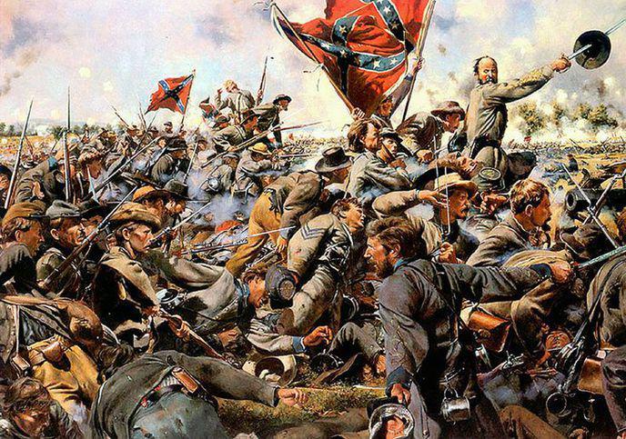 guerre civile américaine