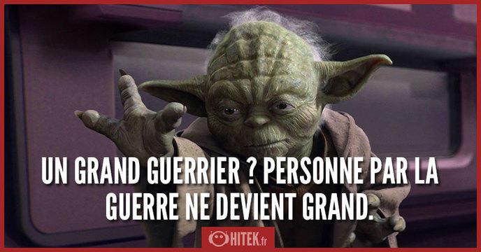 Les Meilleures Repliques De Yoda