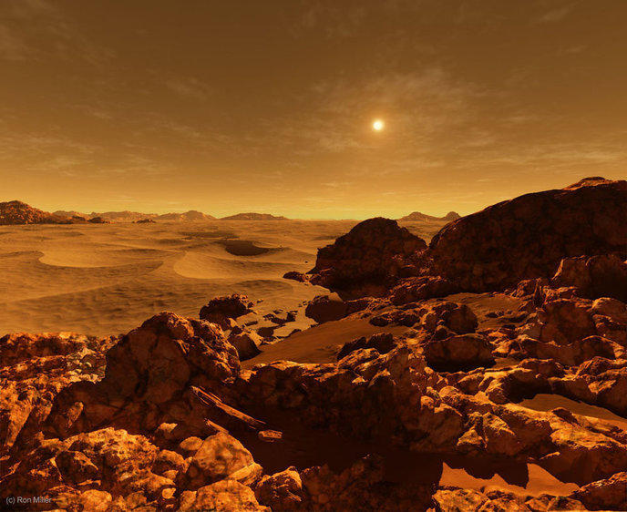 what does jupiter look like from mars - photo #45