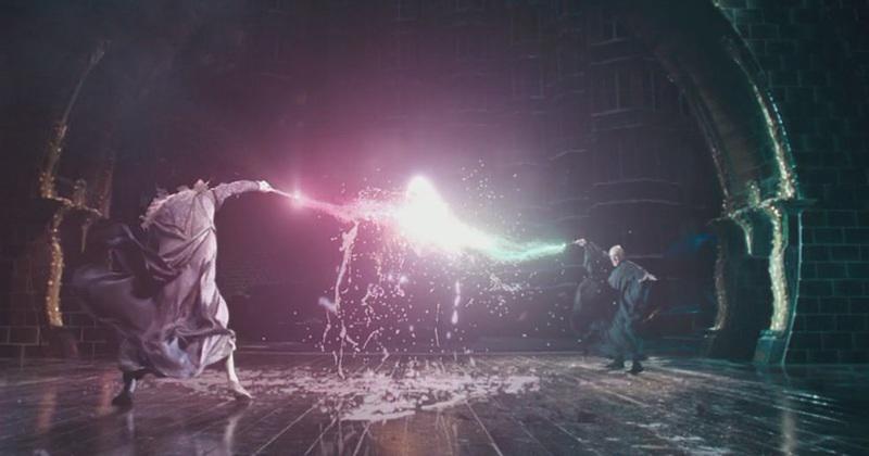 Toutes Les Baguettes De L Univers De Harry Potter Dans Une