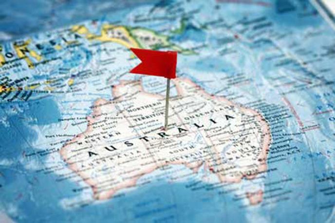 Carte Gps Australie.Les Gps Ne Parviennent Plus A Suivre L Australie