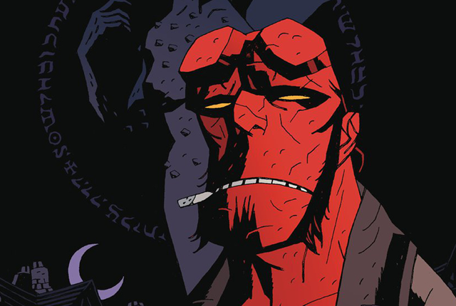 Hellboy — Mike Mignola