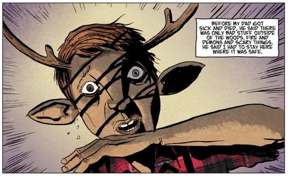 Sweet Tooth — Jeff Lemire