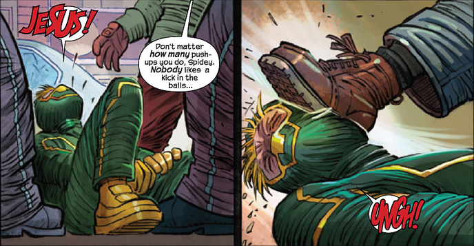 Kick-Ass — Mark Millar, John Romita Jr.