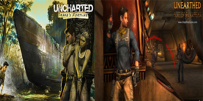 uncharted unearthed