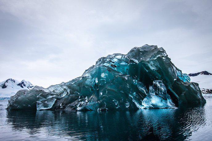 iceberg trop boooow