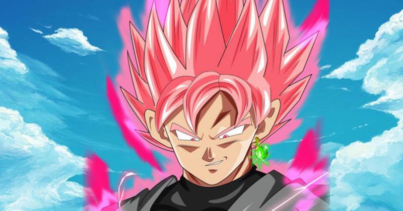 dragon ball super une nouvelle transformation super saiyen rose