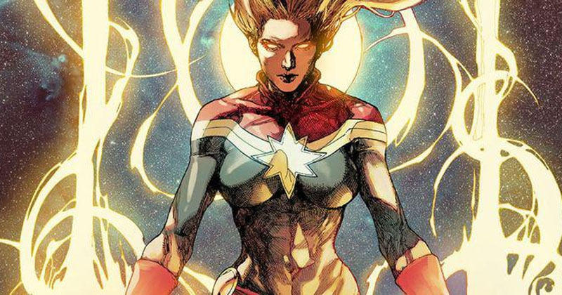captain marvel marvel pouvoir