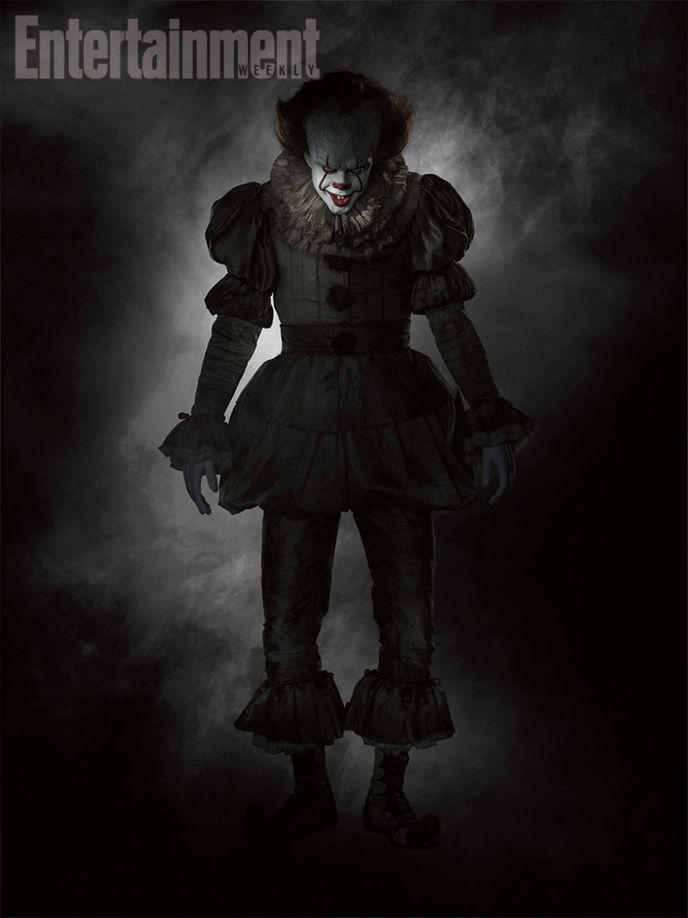 costume officiel pennywise it 2017