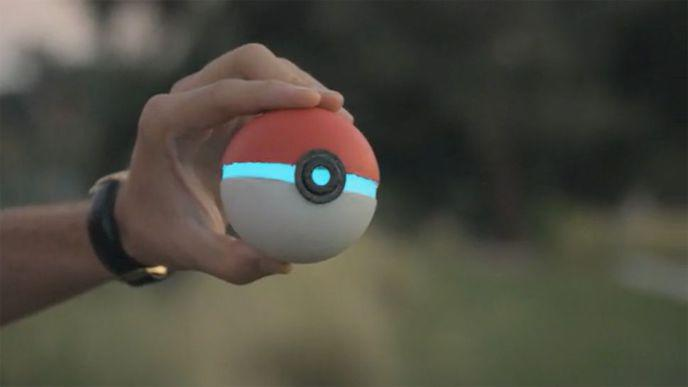 pokéball official trainer