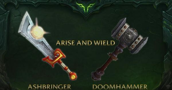 armes prodigieuses