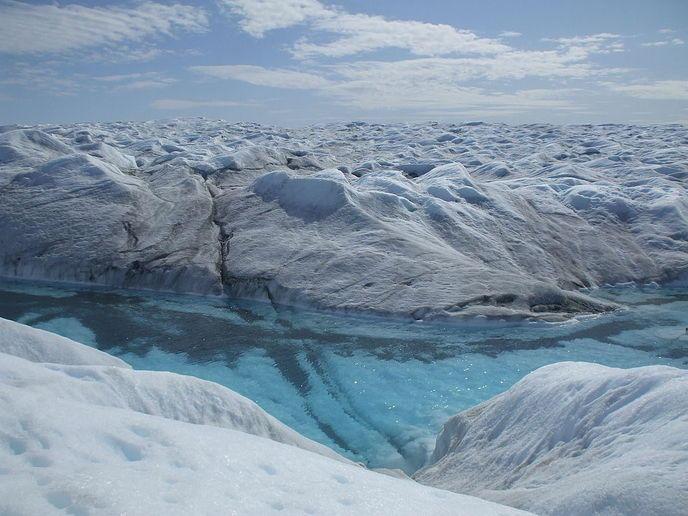 lacs bleus iceberg