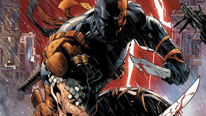 Ben Affleck tease la probable arrivée de Deathstroke — Batman