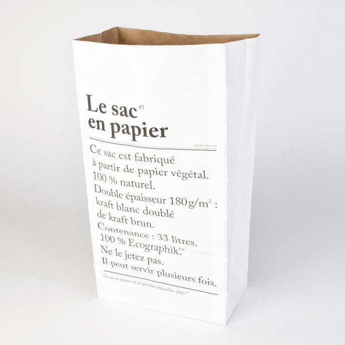 apple vient de d poser un brevet pour un sac en papier. Black Bedroom Furniture Sets. Home Design Ideas