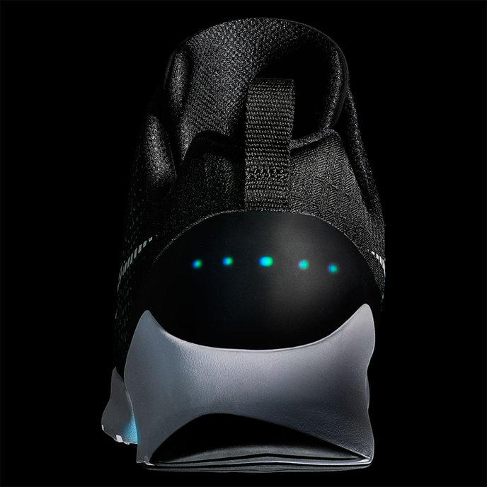 fashion style where can i buy official Nike Hyperadapt 1.0 : la chaussure qui se lace toute seule ...
