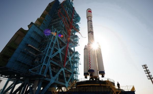 Le laboratoire spatial chinois Tiangong-1 pourrait s'écraser sur Terre