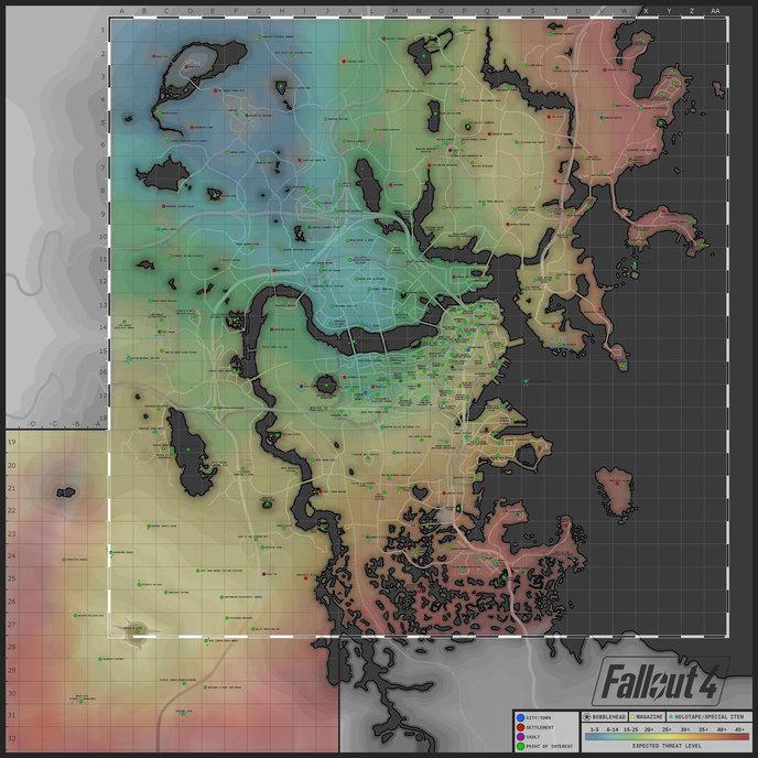 Fallout 4 mod map reddit