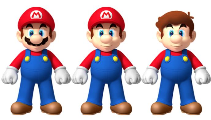 Miyamoto Dévoile Le Véritable âge De Mario