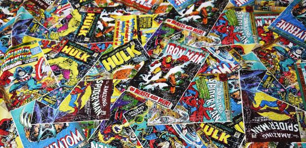 BD: les Comics au cinéma Marvel-comics