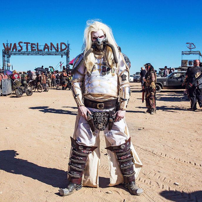 WastelandLe Dans Va Post Qui Festival Apocalyptique Vous Plonger oedBCQrWEx